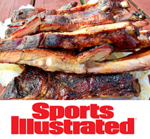 Sports Illustrated - Archibalds BBQ